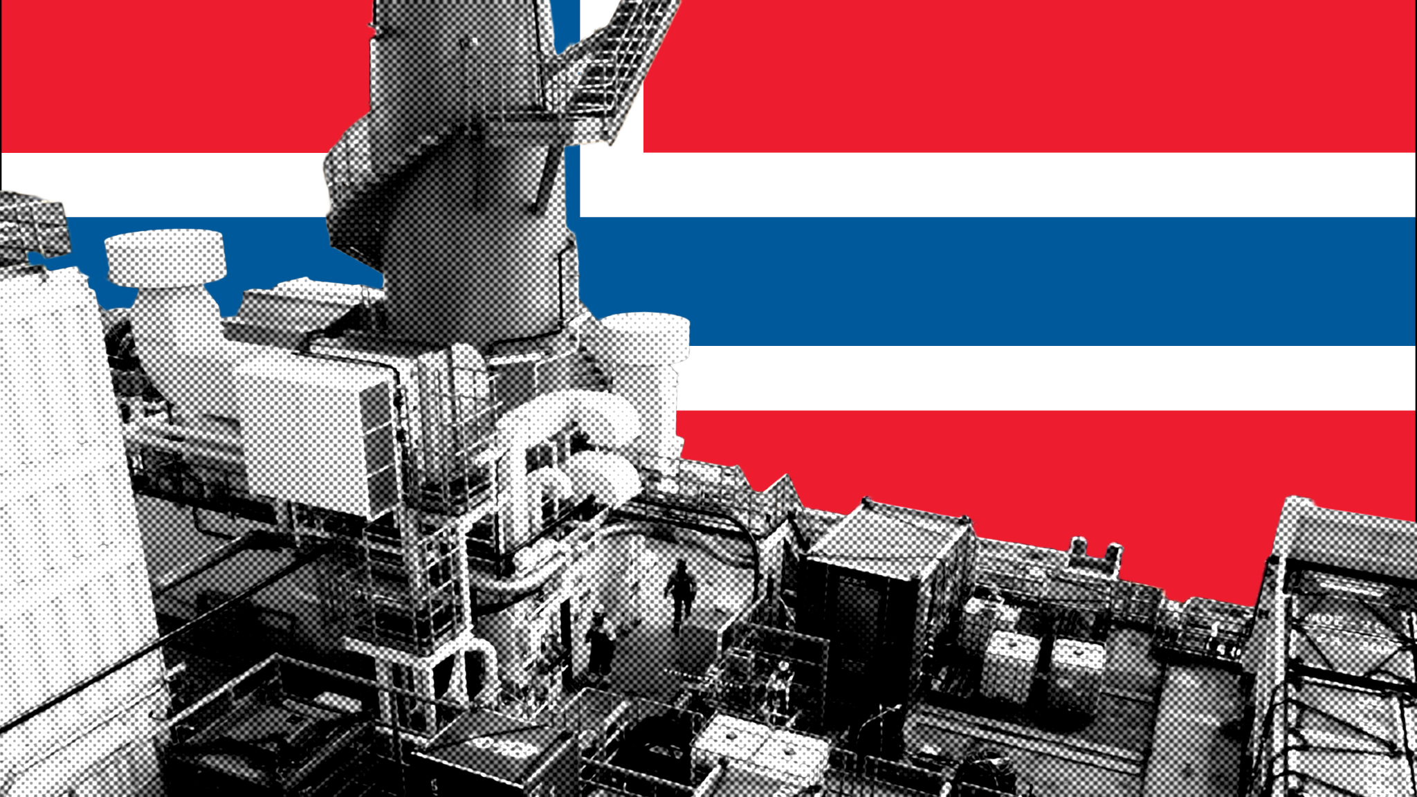 Norway's dilemma over an oil fund without oil