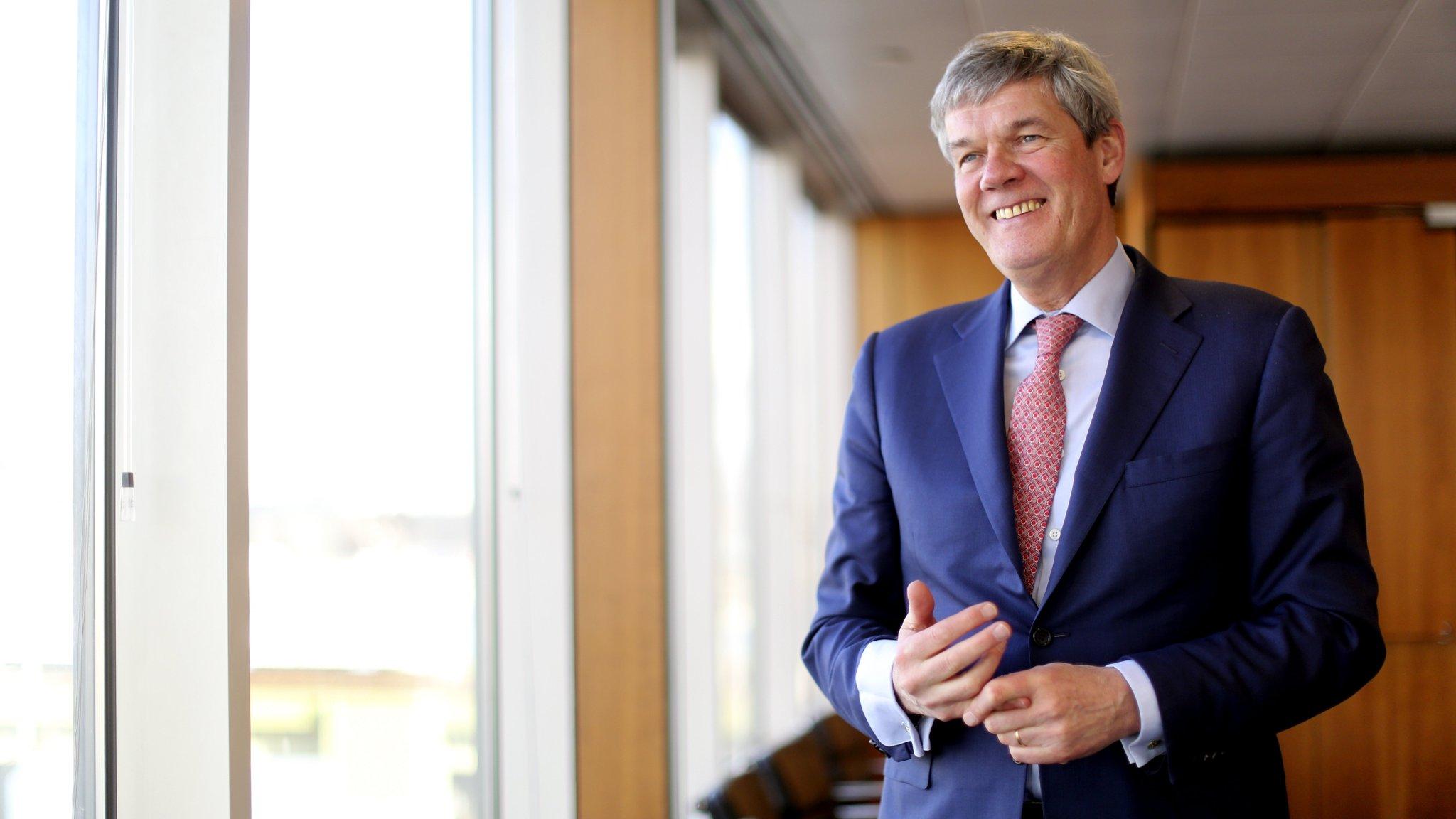 Dick Boer, Ahold: Return from an Enron-like scandal