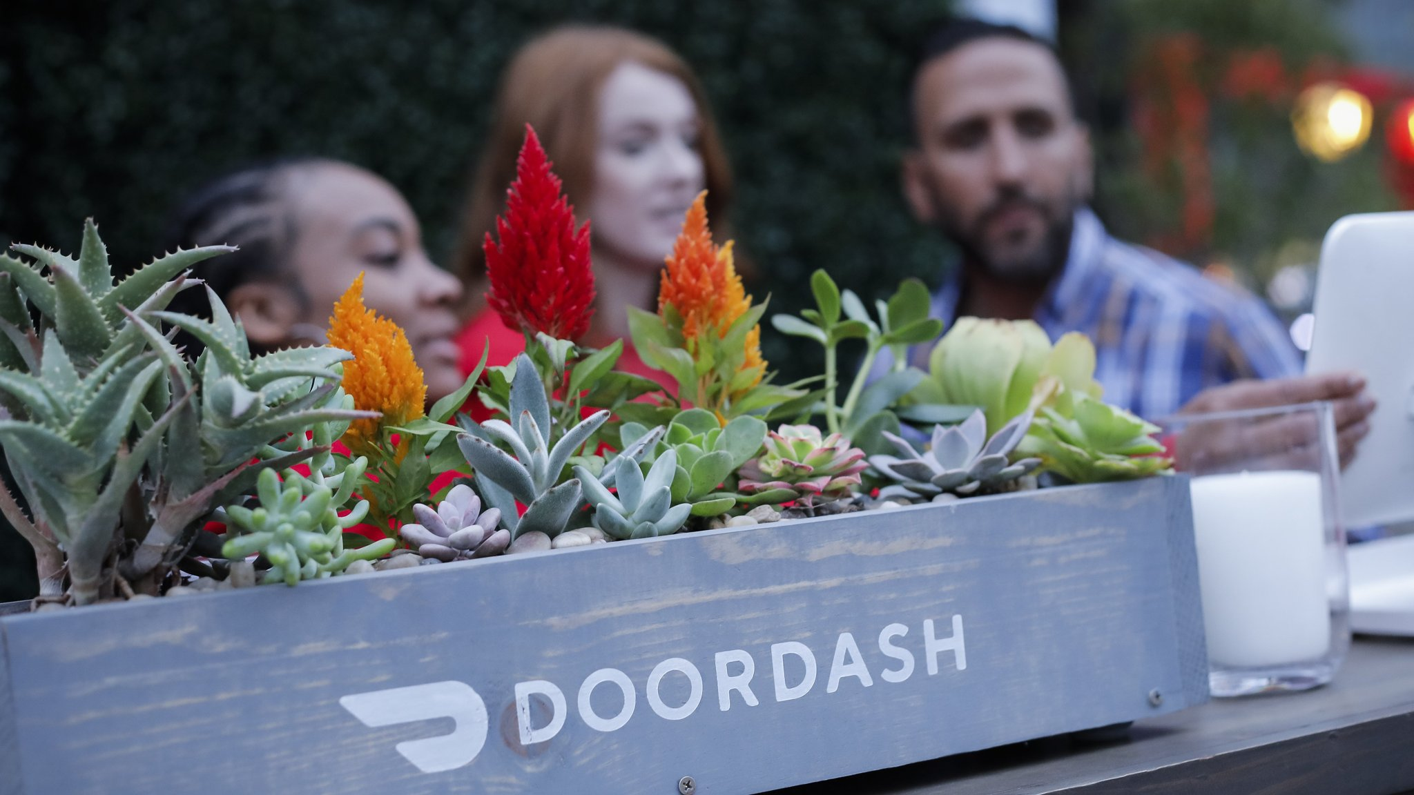DoorDash raises another $600m at $12bn-plus valuation