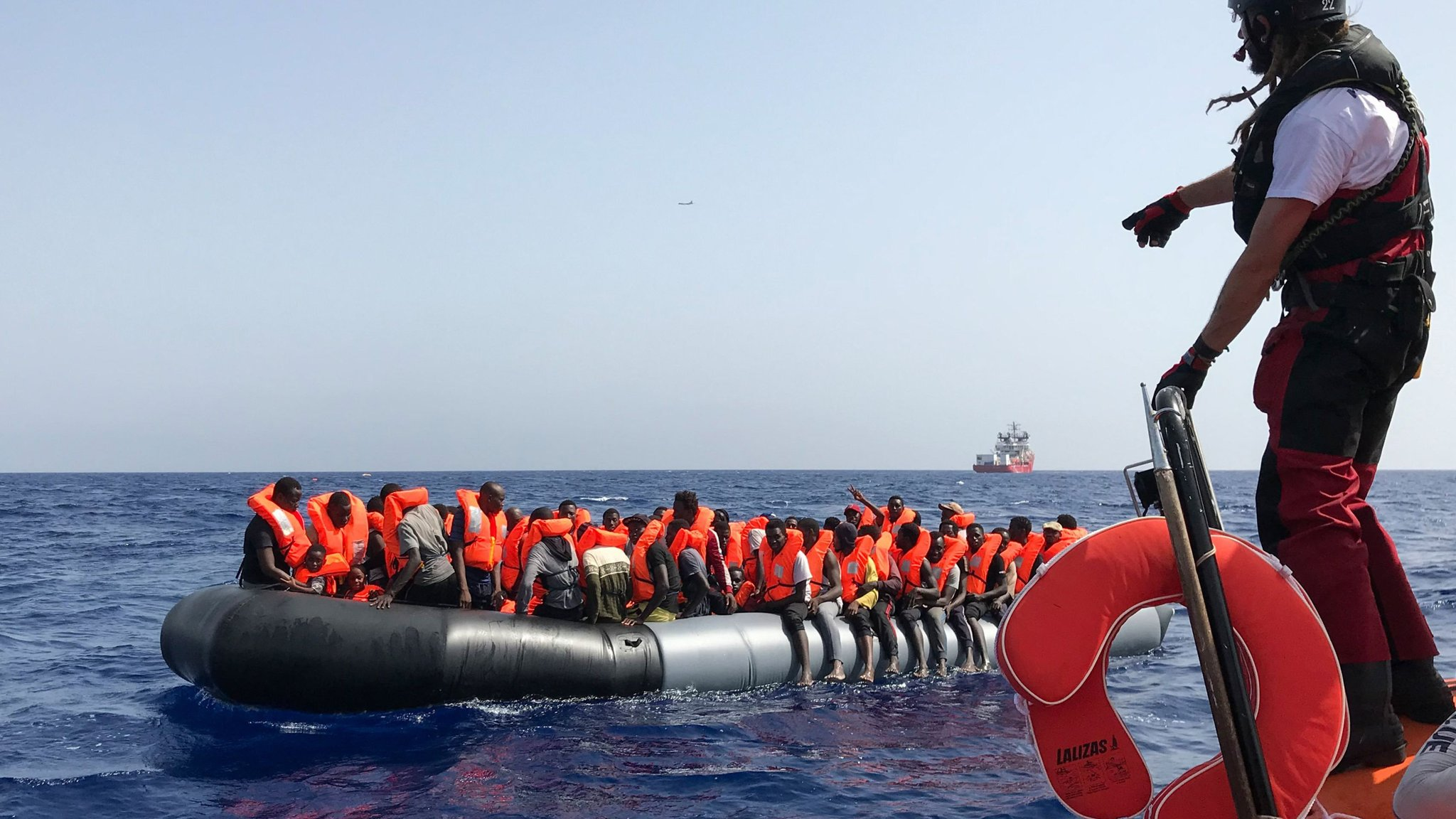 Europe must not close its doors to refugees and migrants