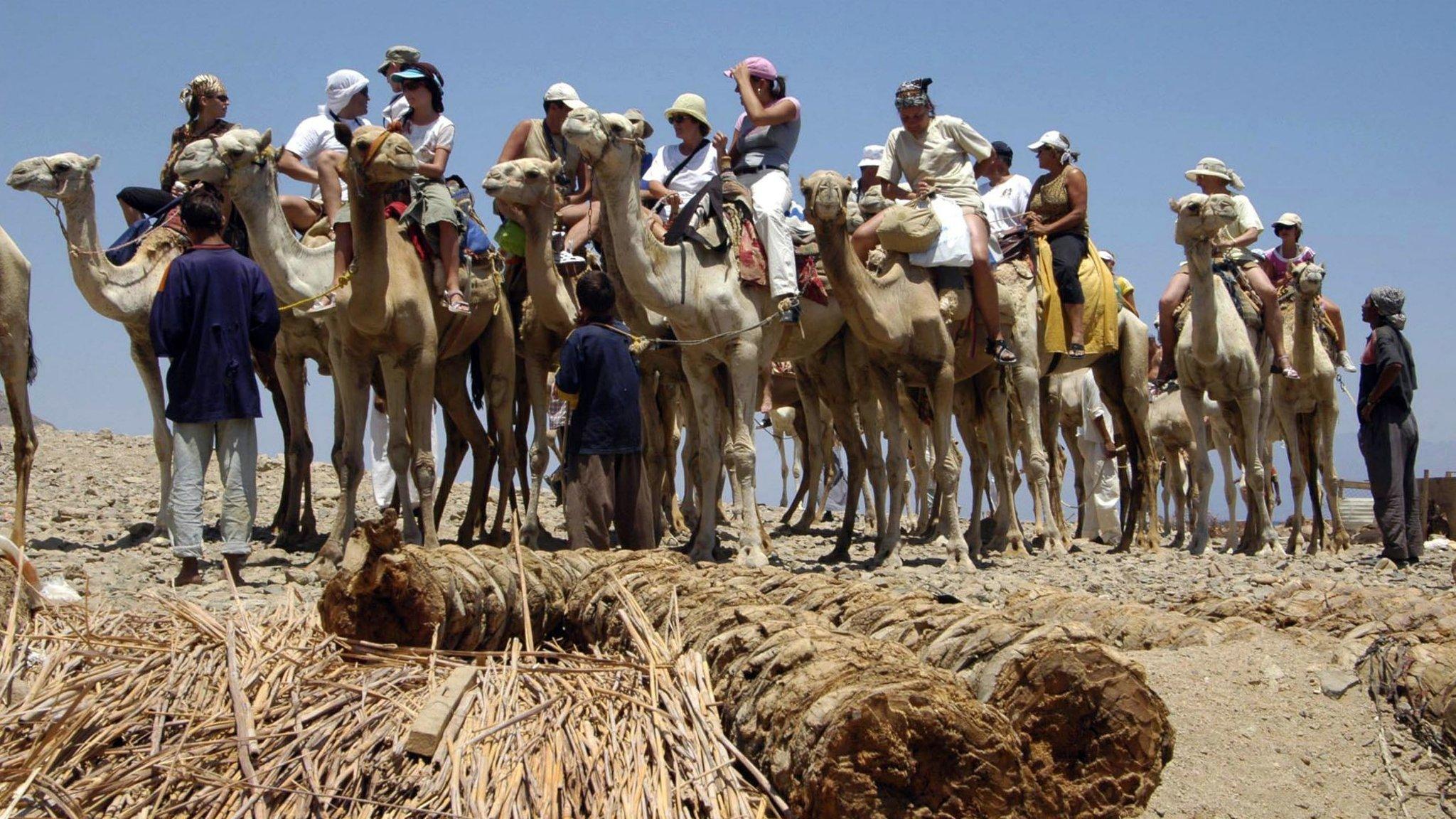 Egypt worst performer among big tourist destinations