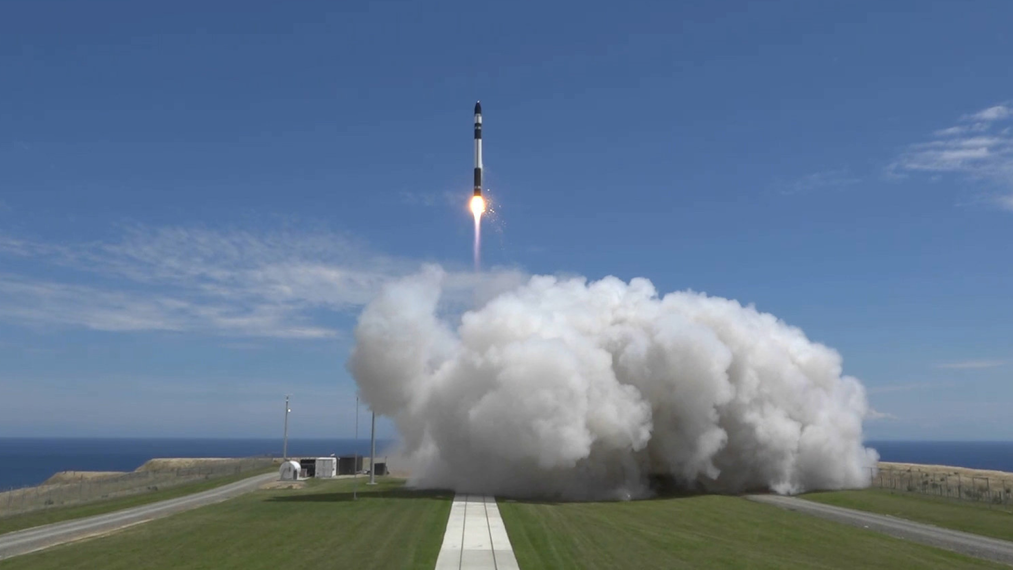 Small satellites and big data: a commercial space race hots up