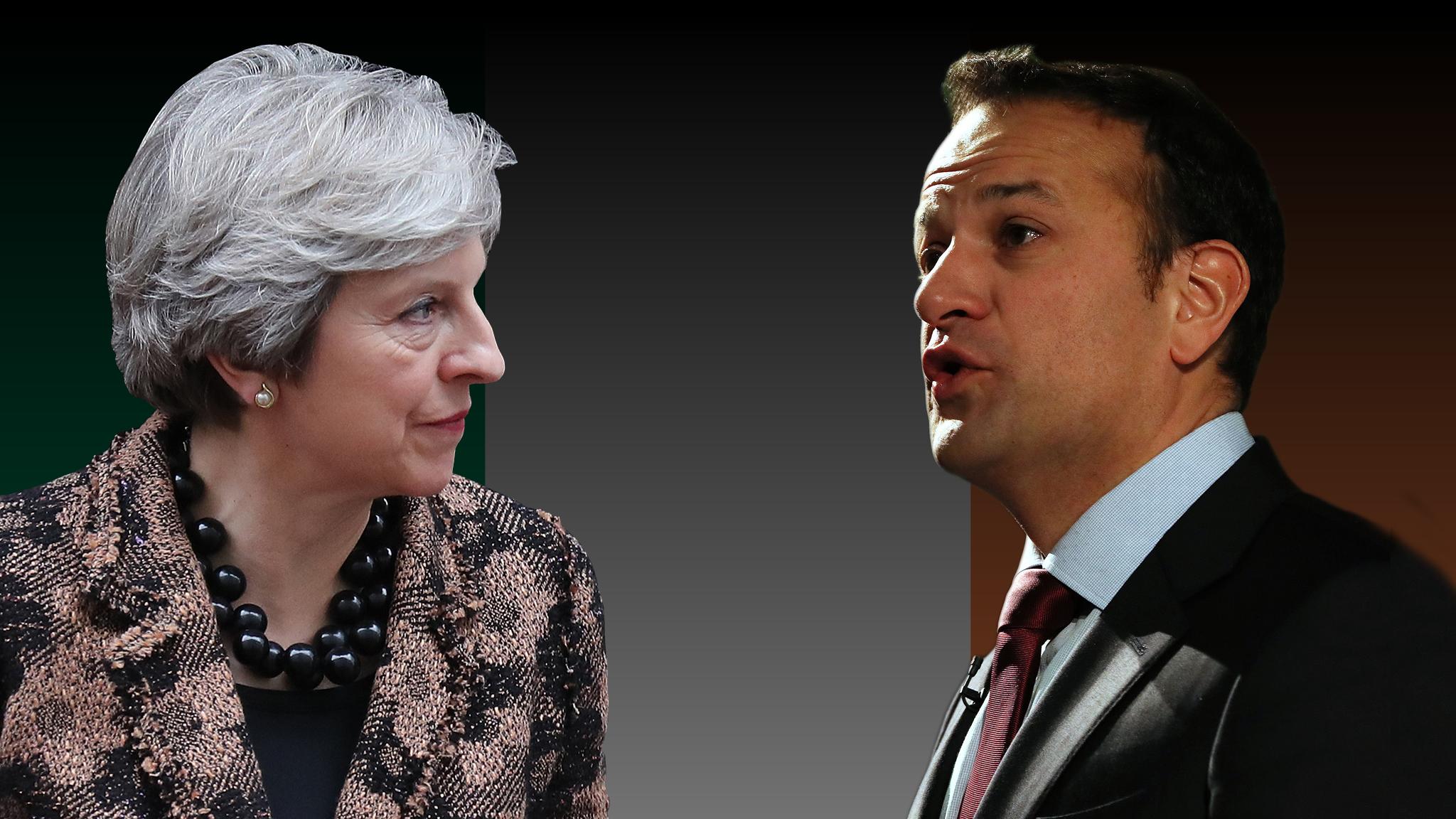 Brexit: Battle over Irish border threatens EU-UK trade talks