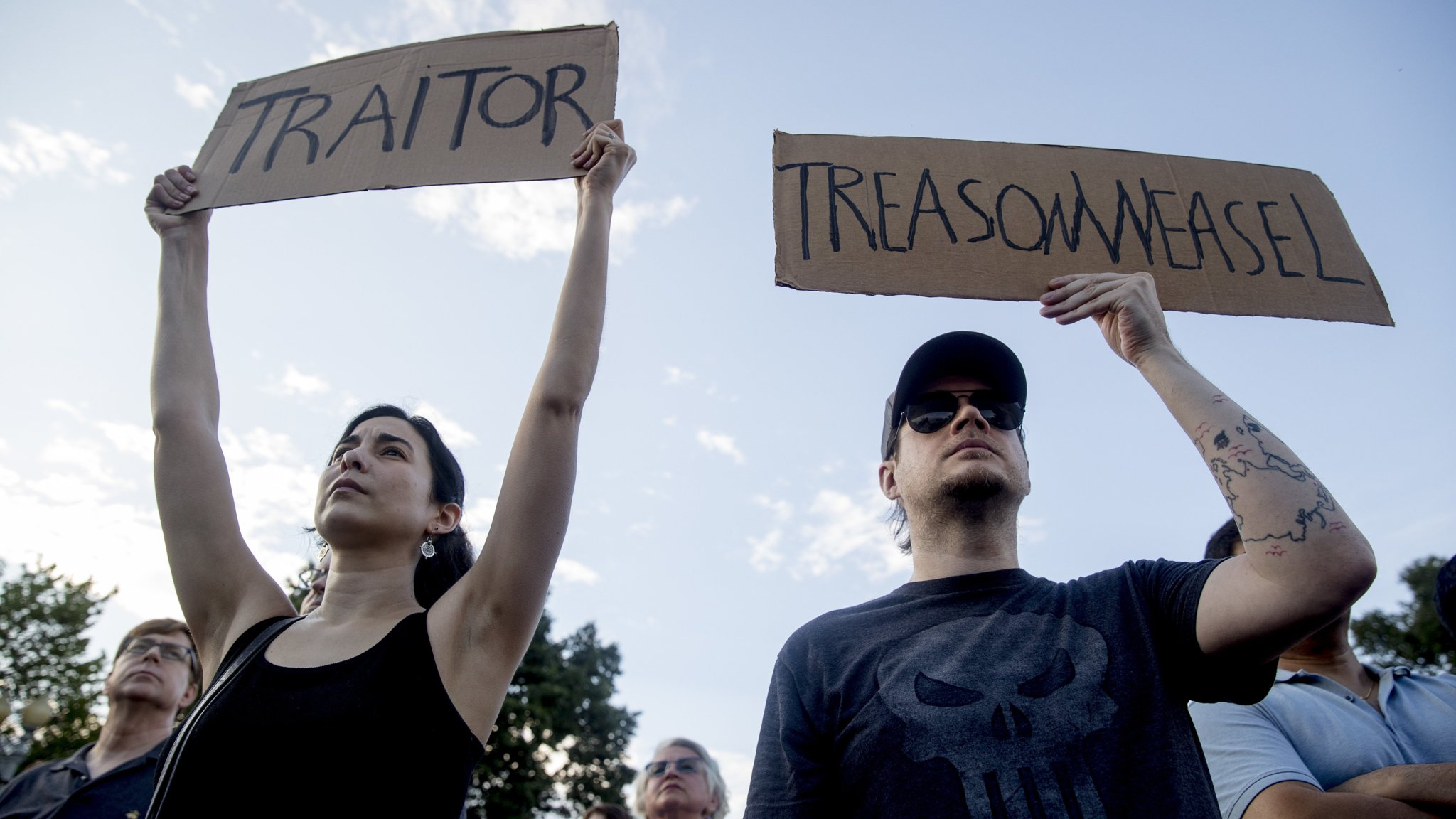 You need only 5 minutes and one technique to learn about treason (according to science)