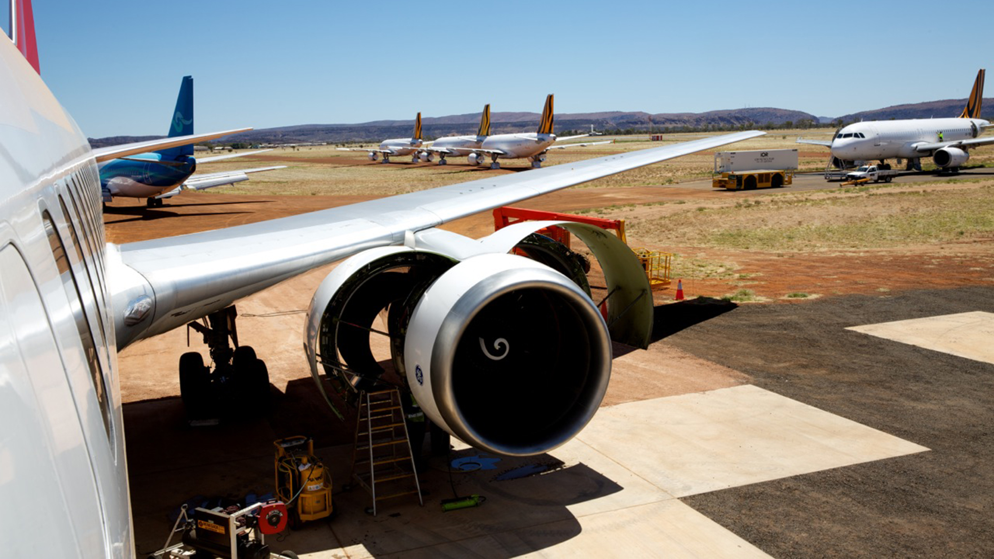 Image result for Asia Pacific Aircraft Storage Australia
