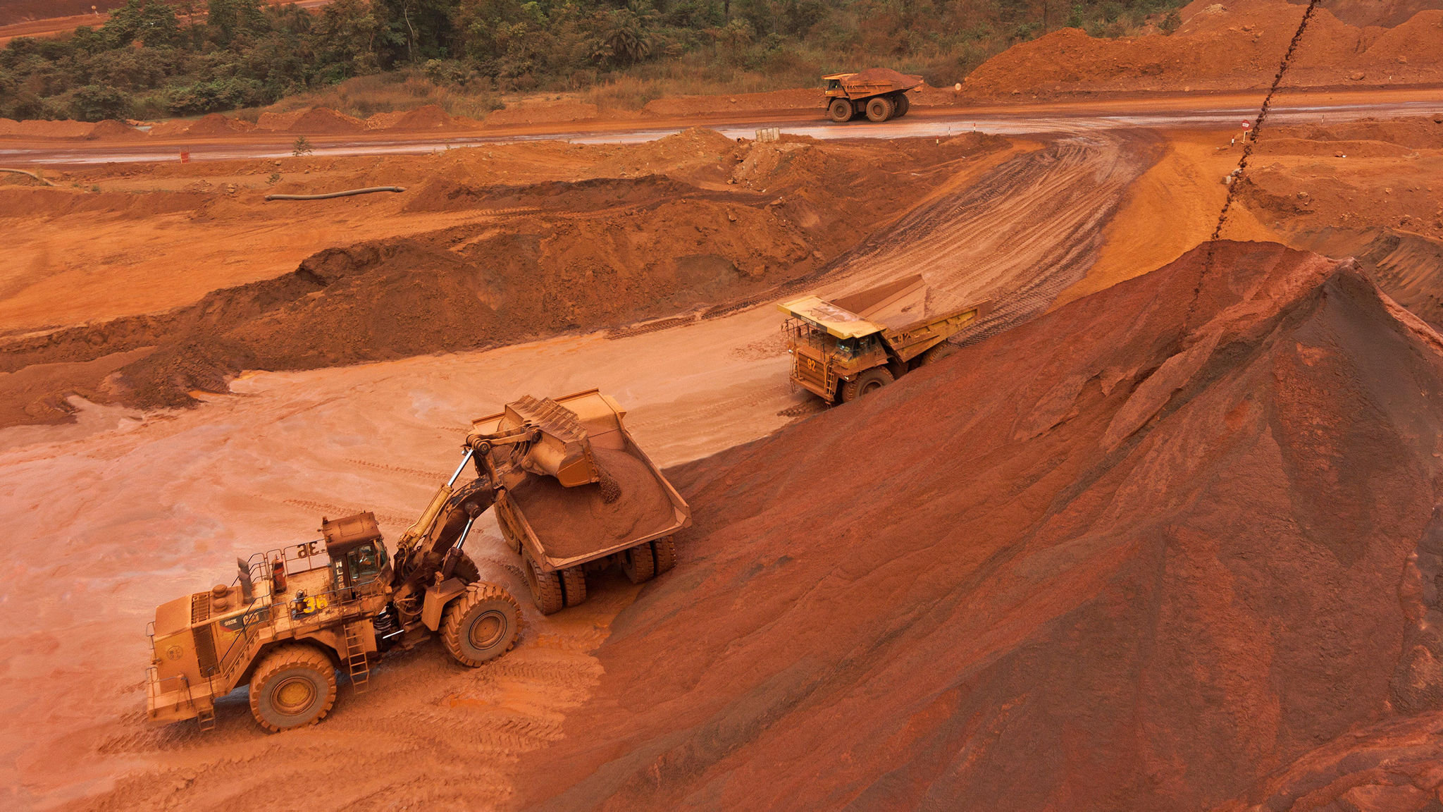 Sierra Leone mine dispute raises fears over grab for resources