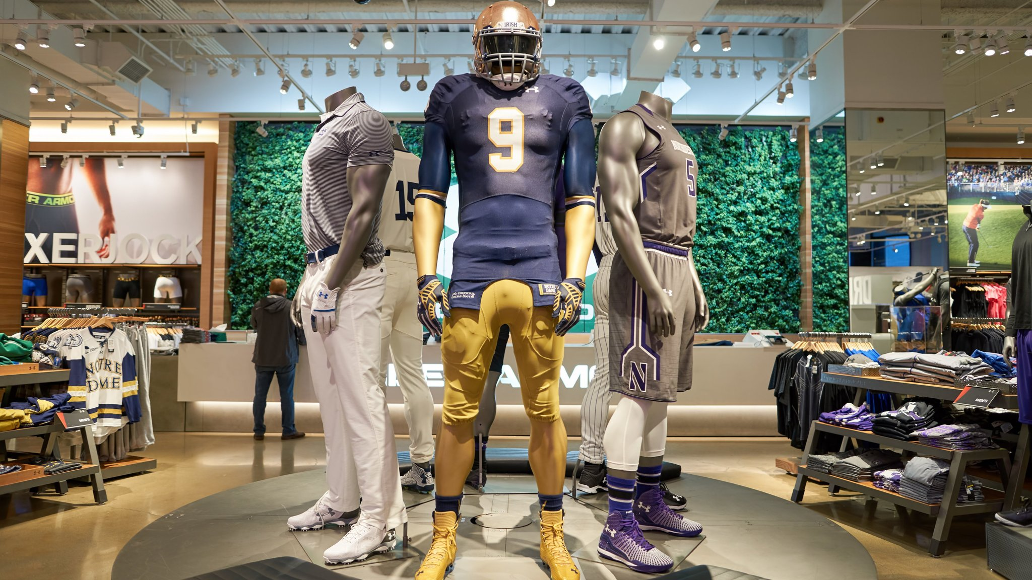 98a859820 Under Armour breaks from 'athleisure' craze | Financial Times