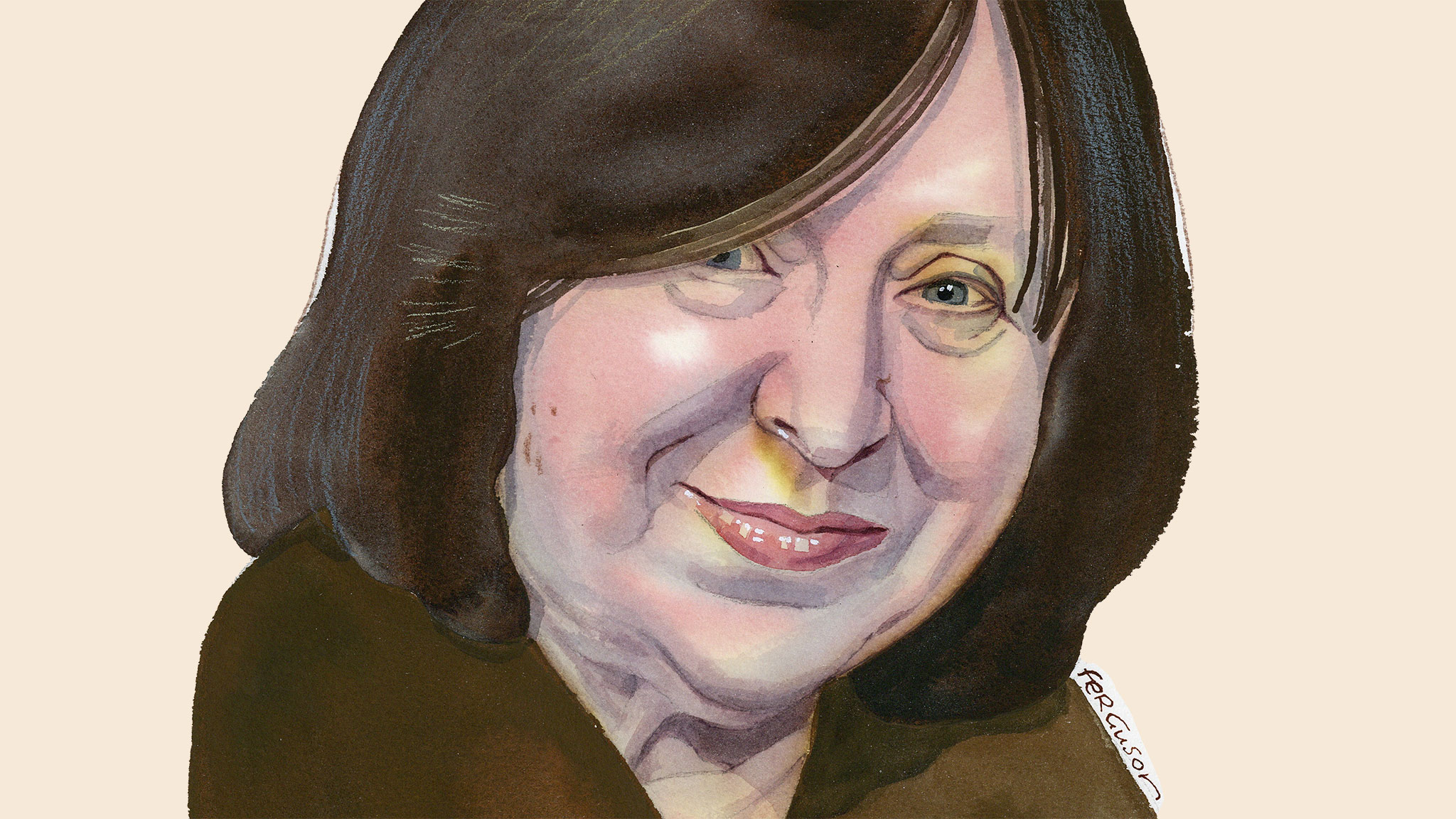 69ecfd26a Nobel laureate Svetlana Alexievich on her fears for Russia's 'collective  Putin' | Financial Times