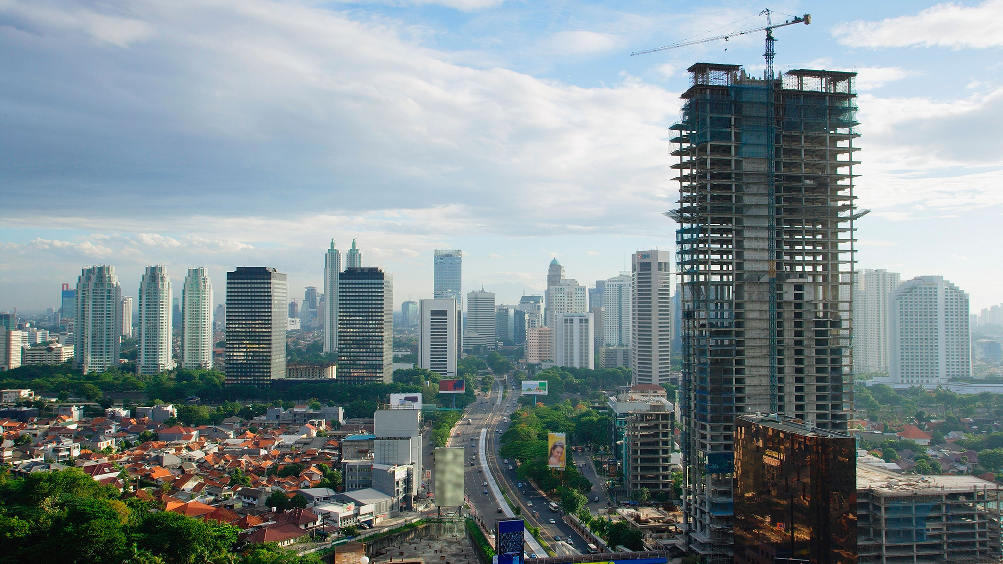 Jakarta: high-rise property prices and lower expectations