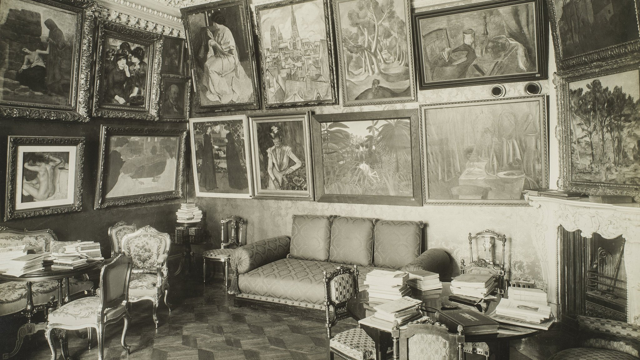 House Of Modern Masterpieces Shchukin At Fondation Louis