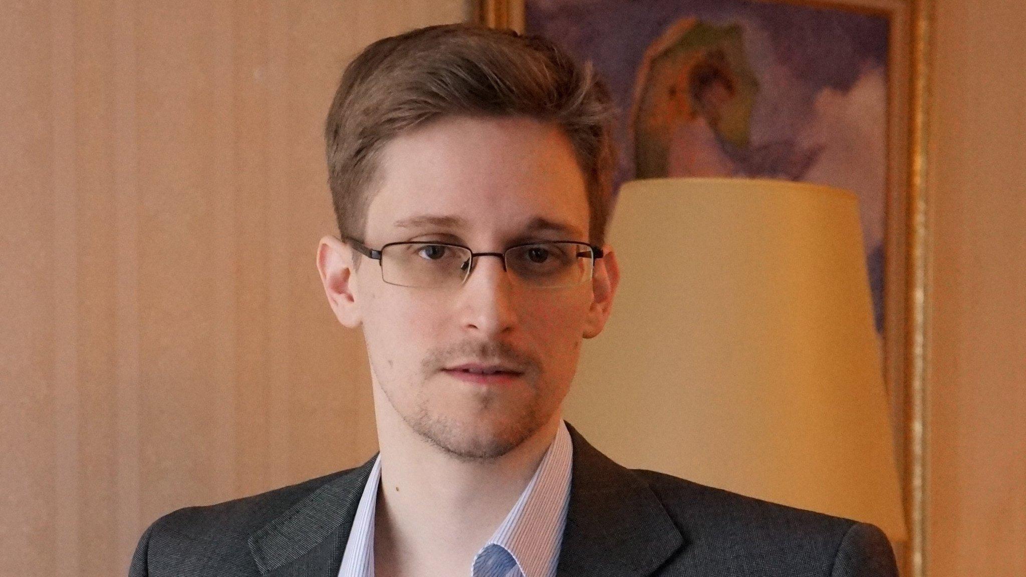 Snowden filmare stammer usa
