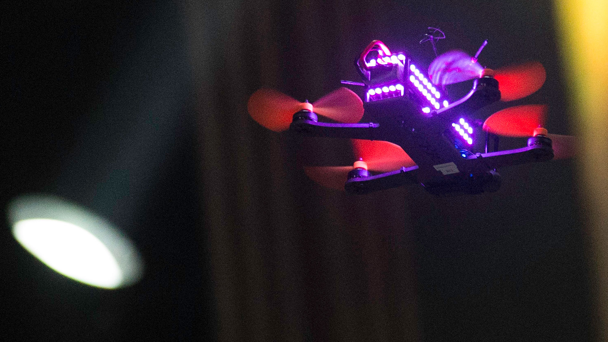 Is Drone Racing The Sport Of Future