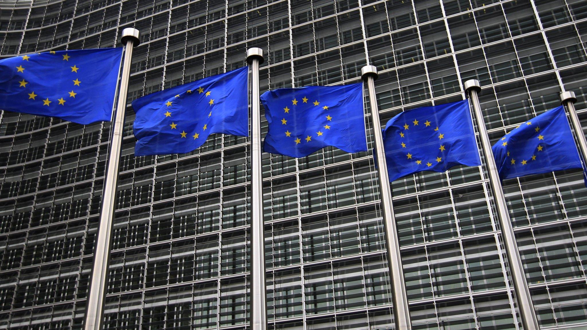 EU targets tech giants over unfair business practices