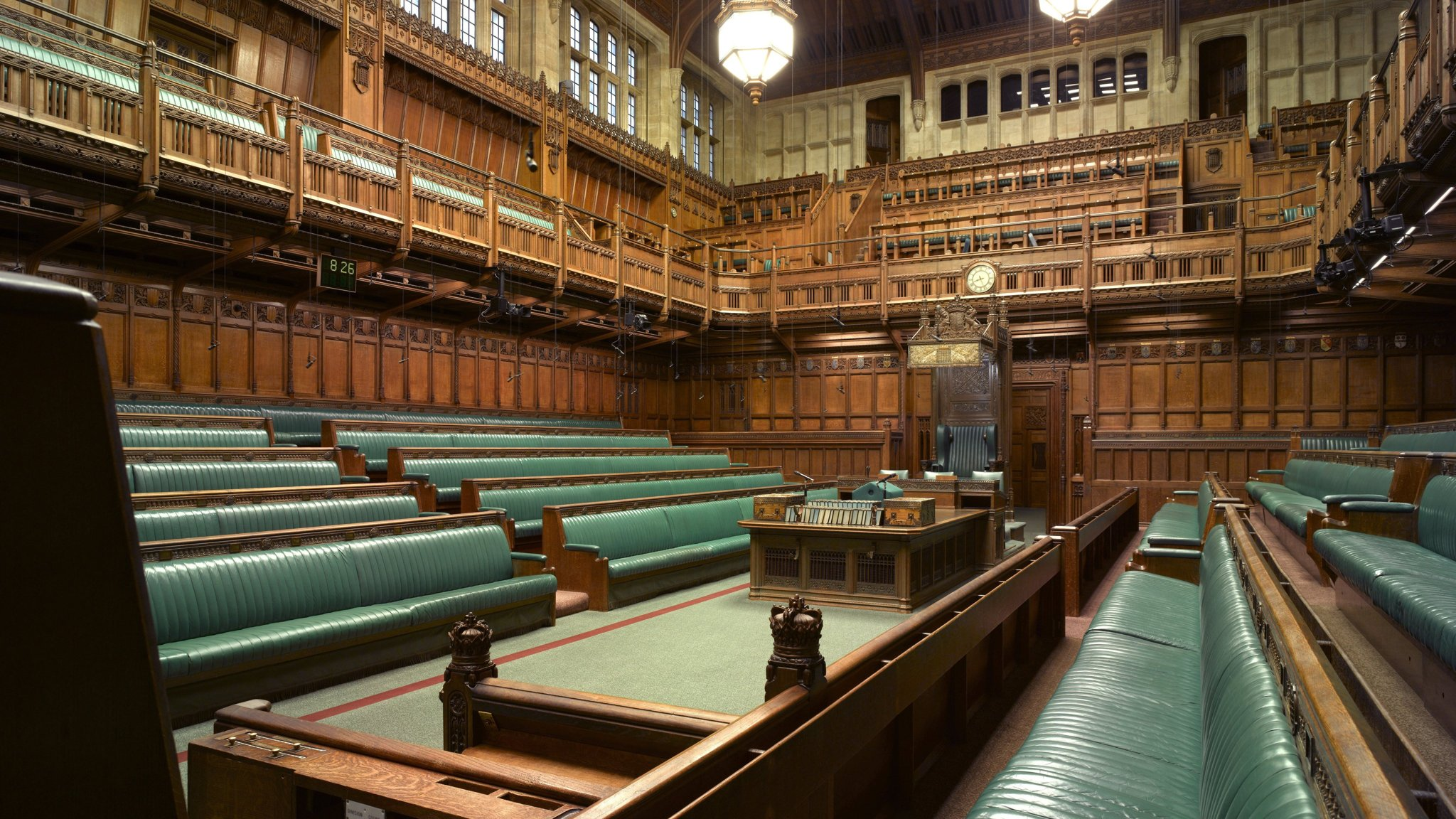 Why stop at parliament? Let's get rid of the whole government