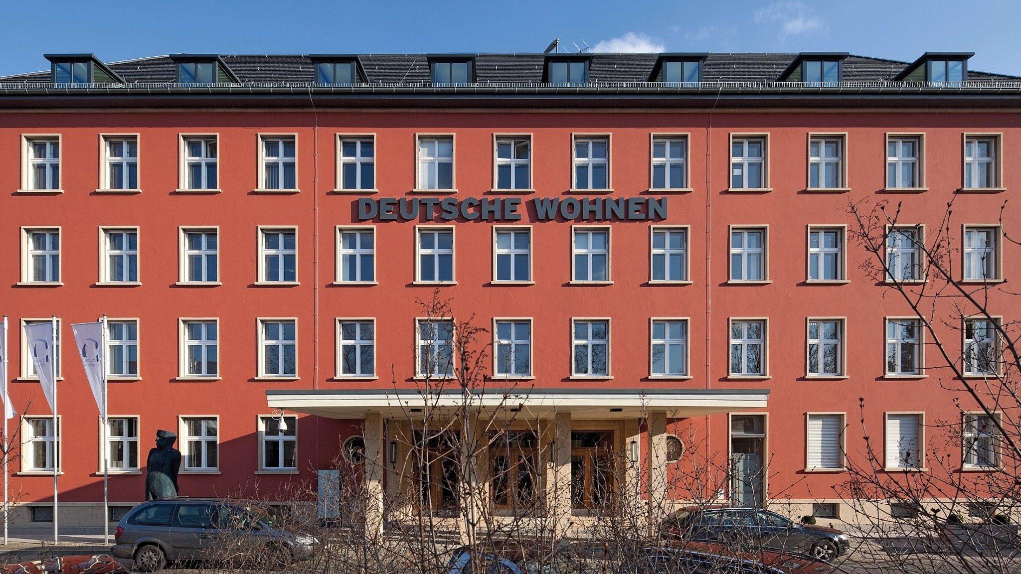 Deutsche Wohnen Com deutsche wohnen ratchets up caign against vonovia bid