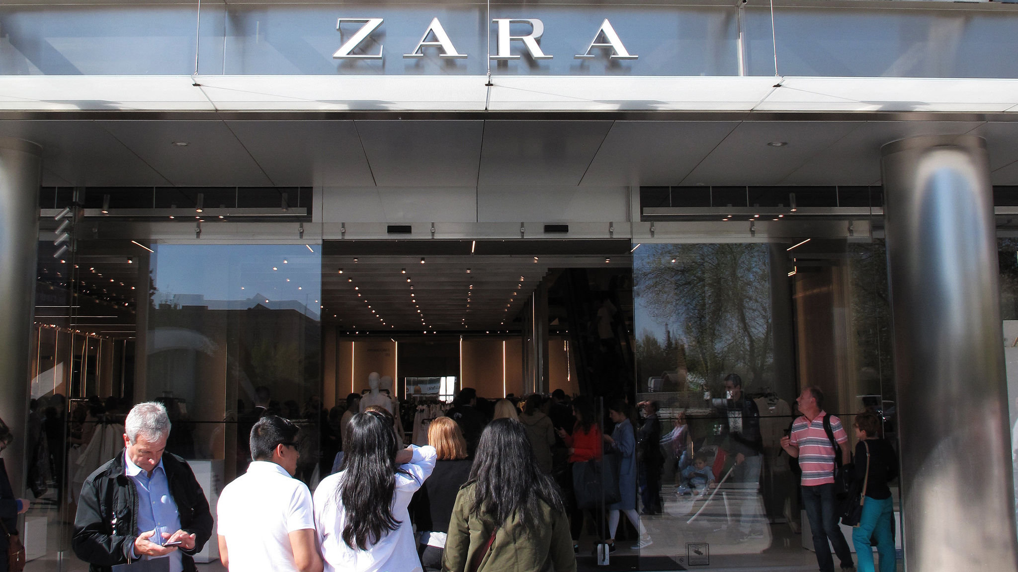 How Extreme Agility Put Zara Ahead In Fast Fashion Financial Times