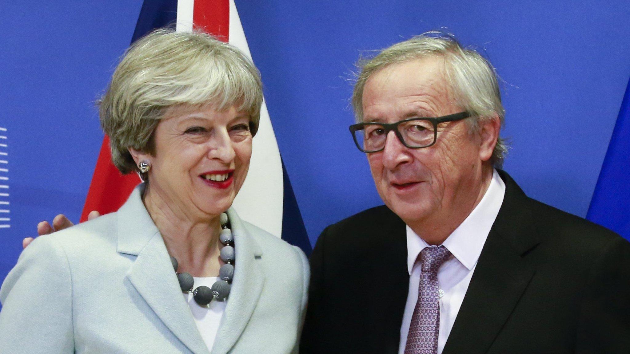UK reaches historic Brexit divorce deal