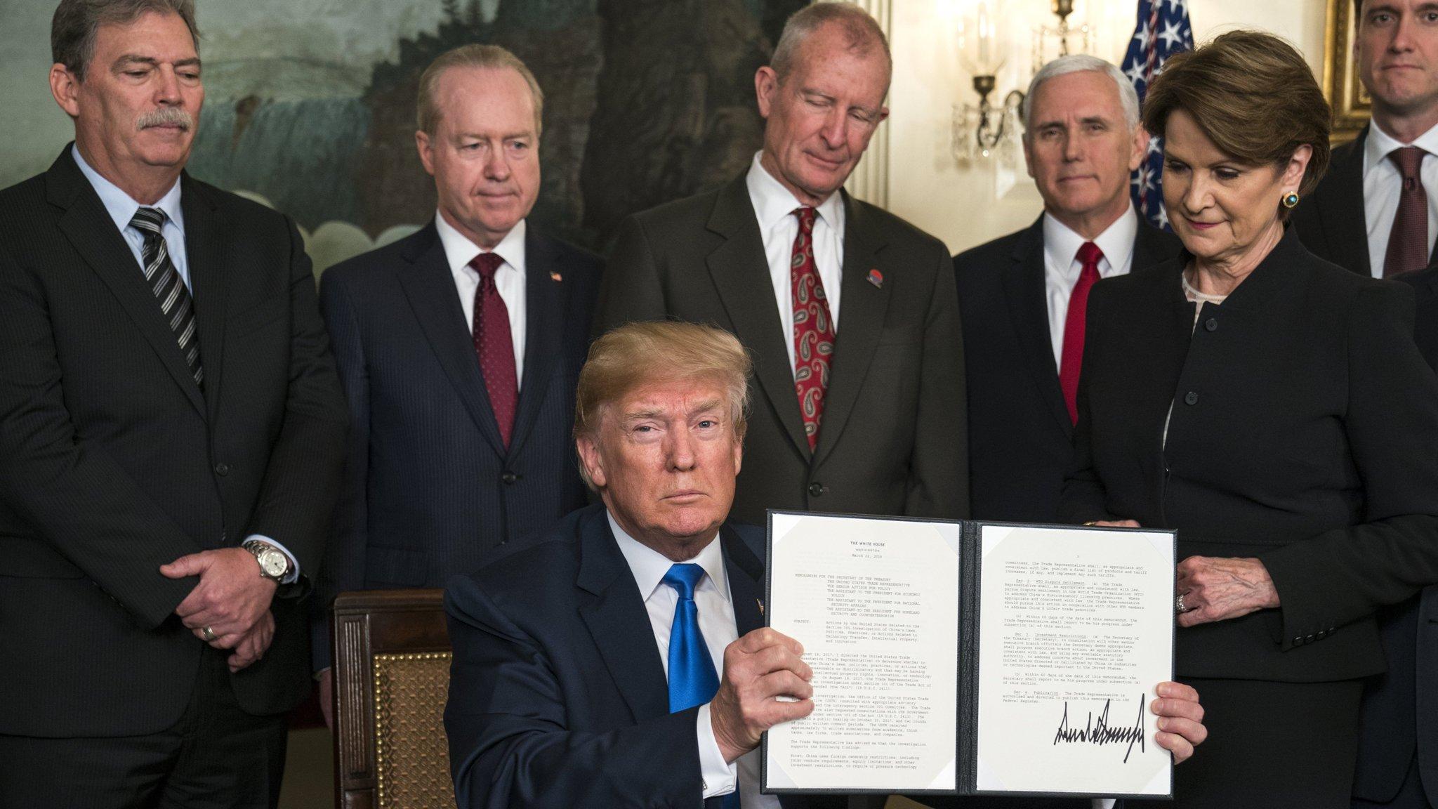 Daily briefing: Steel tariffs, Zuck response, Russian spies