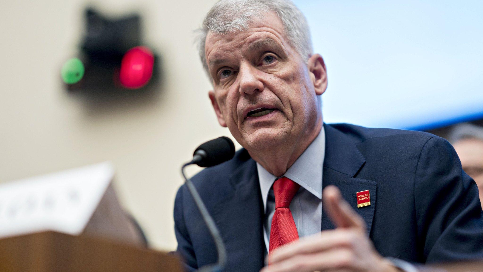 Wells Fargo rebuked by regulator over risk management