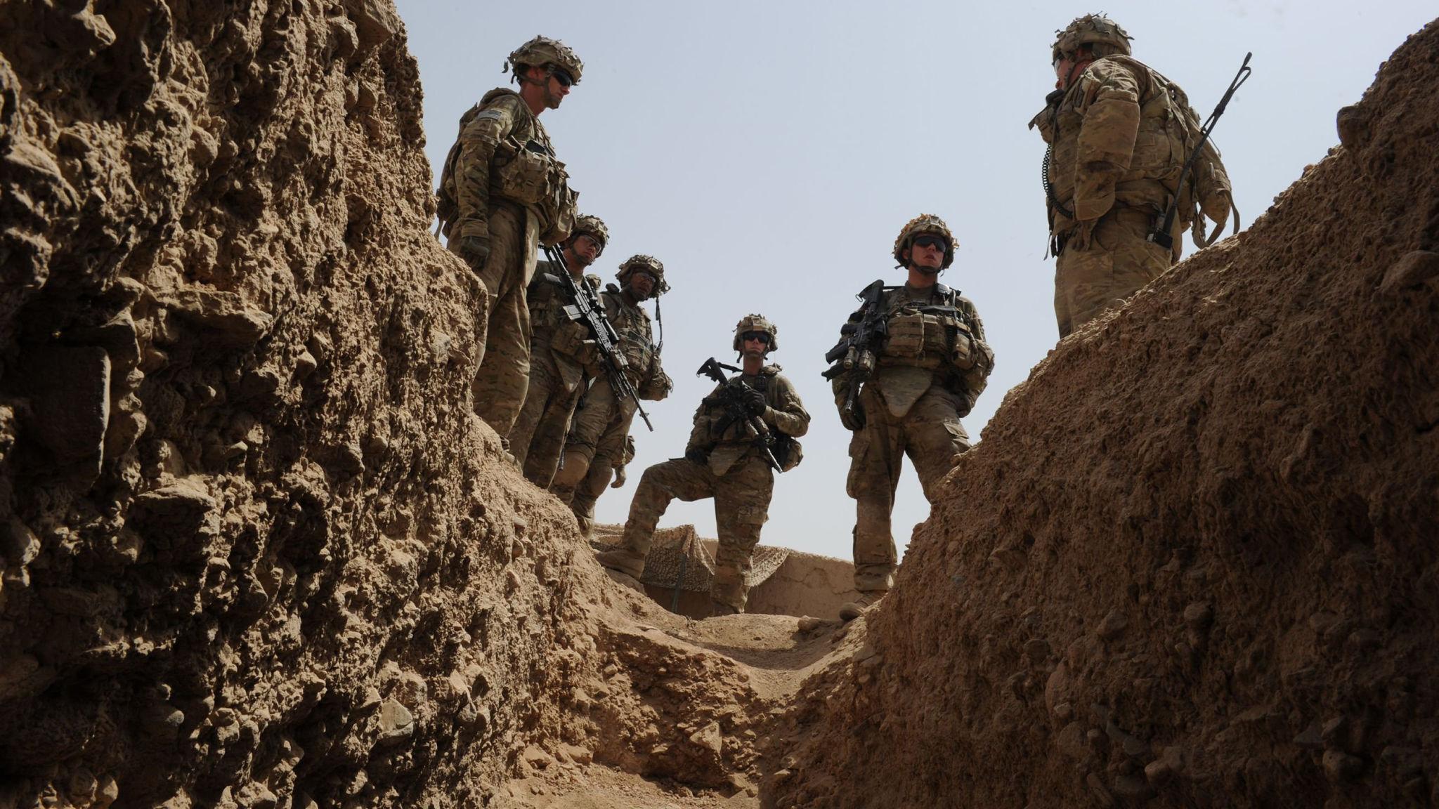 Us Taliban Deal Brings Hope Of End To Afghan War Financial Times