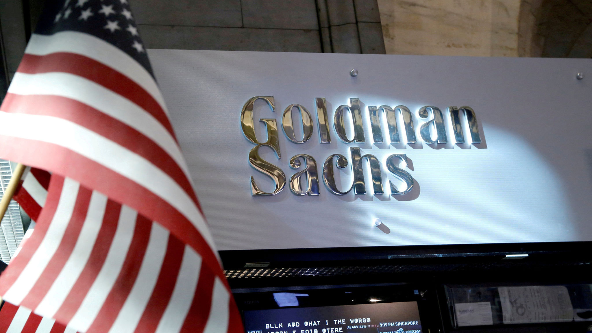 Goldman Sachs sued over work on $2 9bn grocery deal