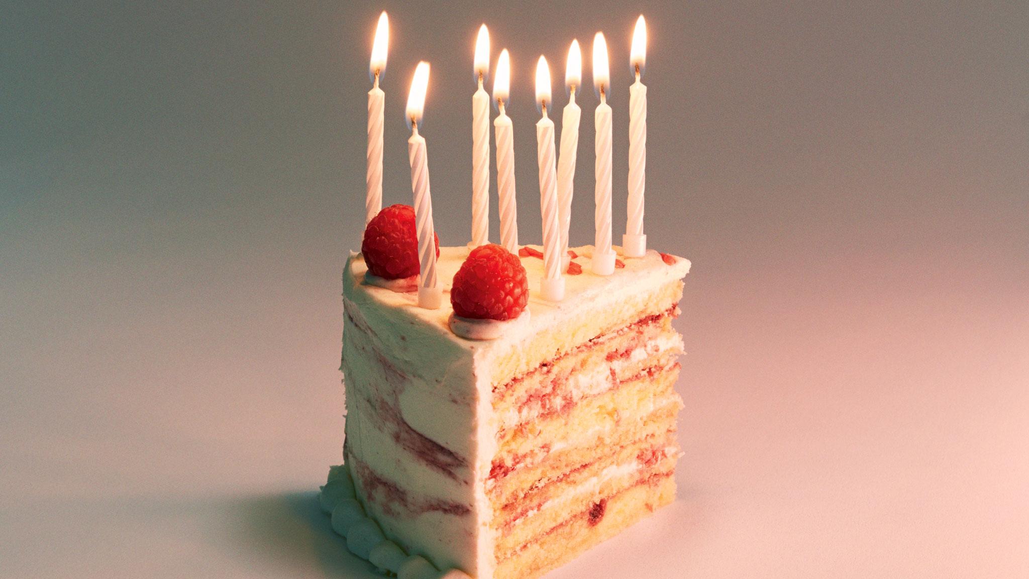 The Taste Test Birthday Cakes Financial Times
