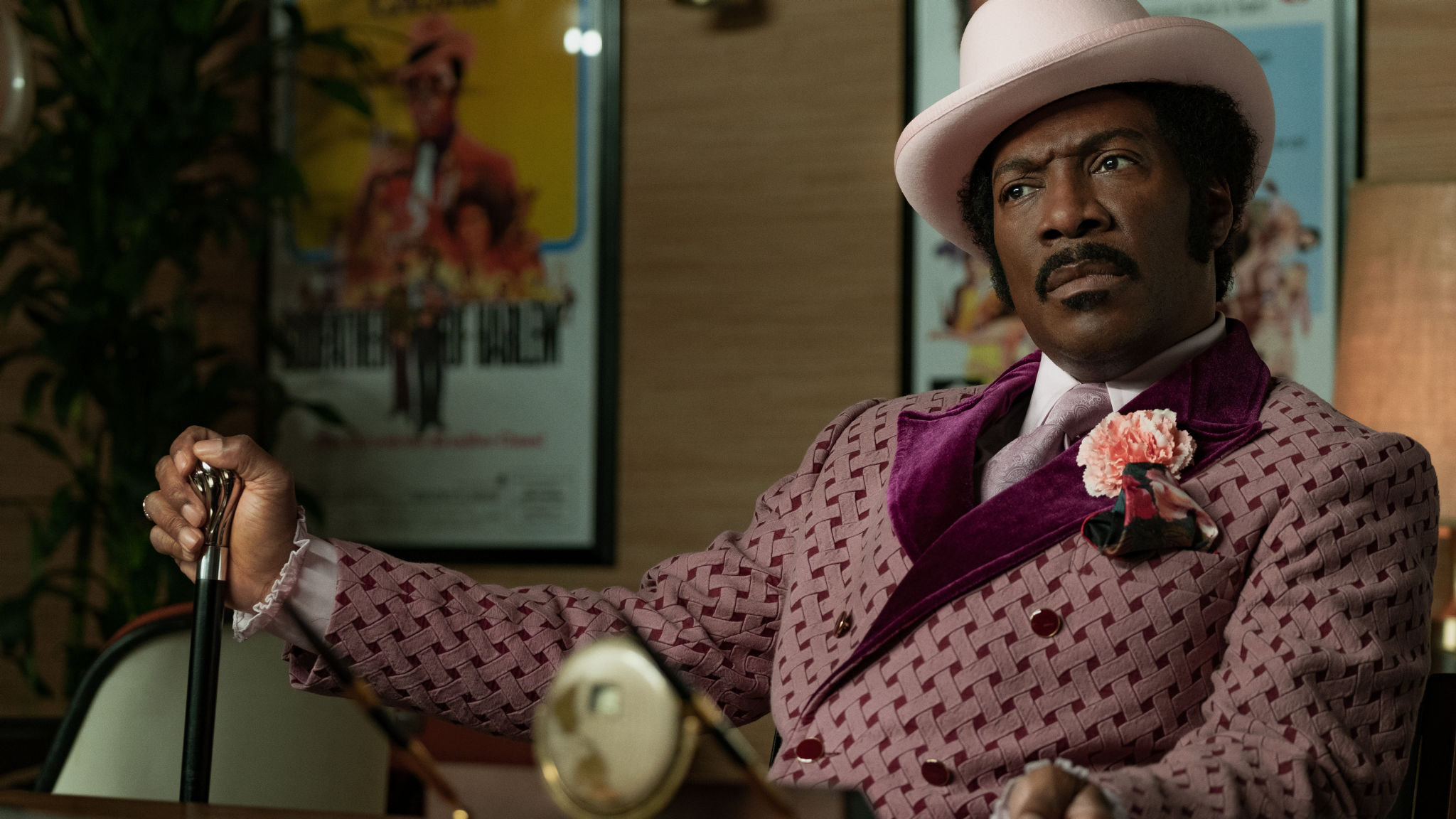 Dolemite Is My Name Eddie Murphy Gets His Mojo Back In A Delirious Netflix Movie Financial Times