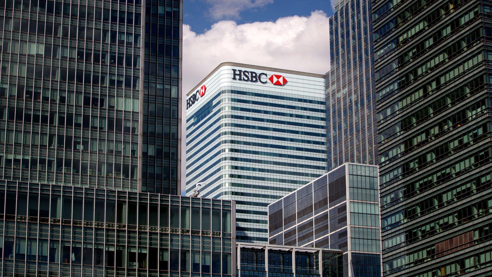 HSBC revenues 'collapse' after December markets turmoil