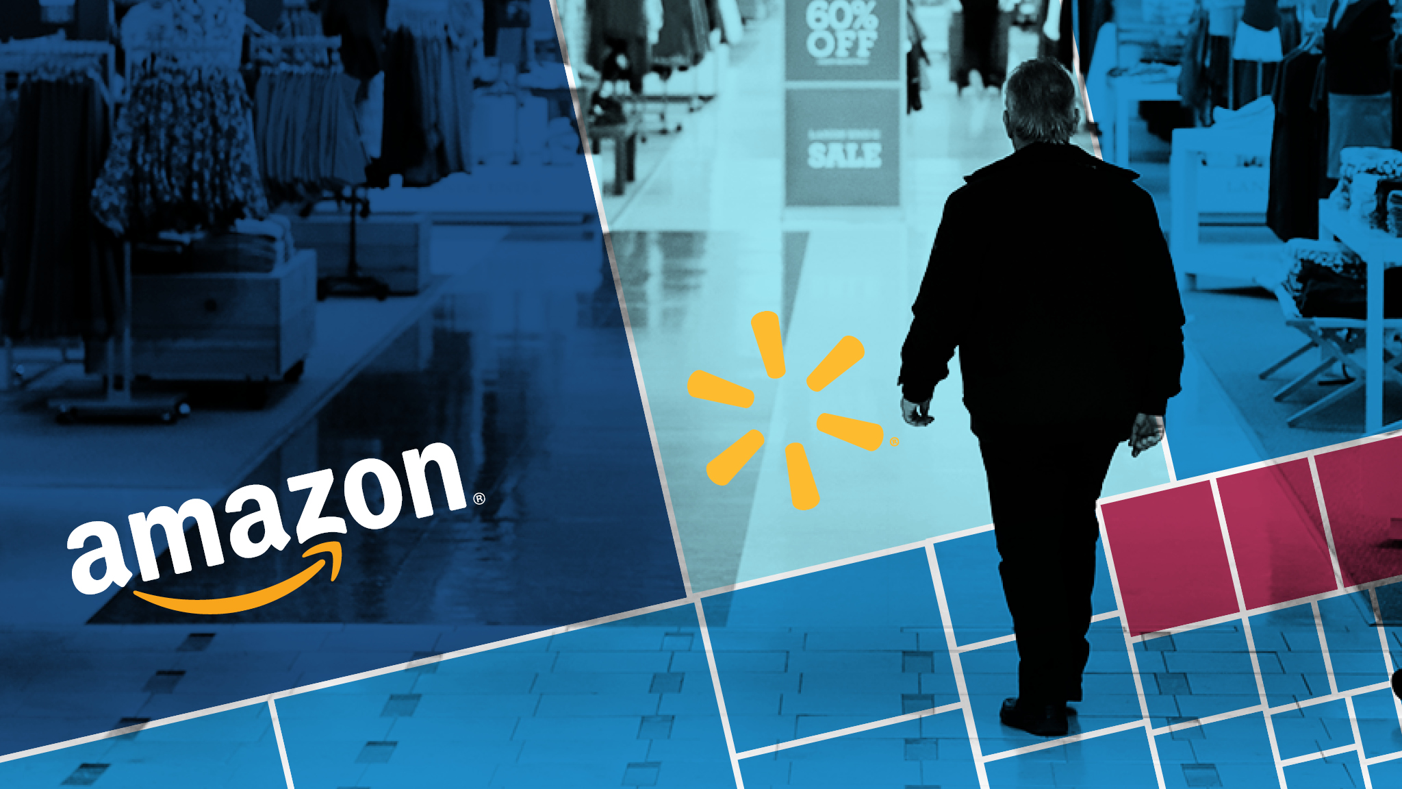 In charts: how US retailers fared as Amazon powered ahead