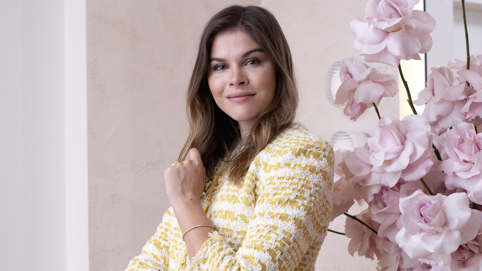 Glossier's Emily Weiss: 'We're creating the Estée Lauder of the