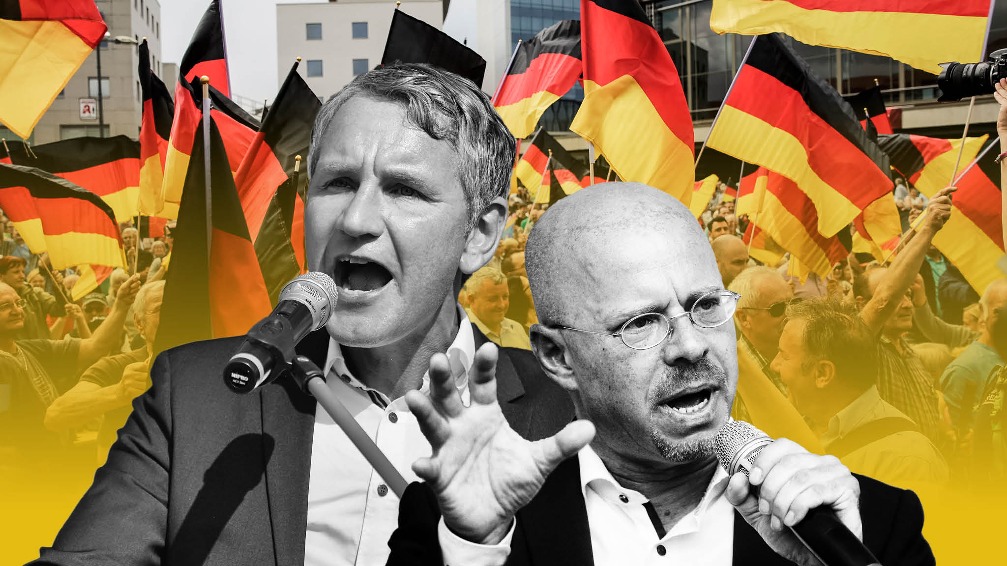 Germany: AfD surge threatened by party disunity