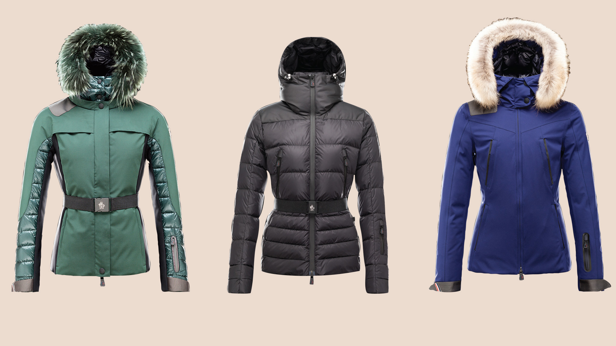 11dbc1170 Moncler skiwear is put through its paces | Financial Times
