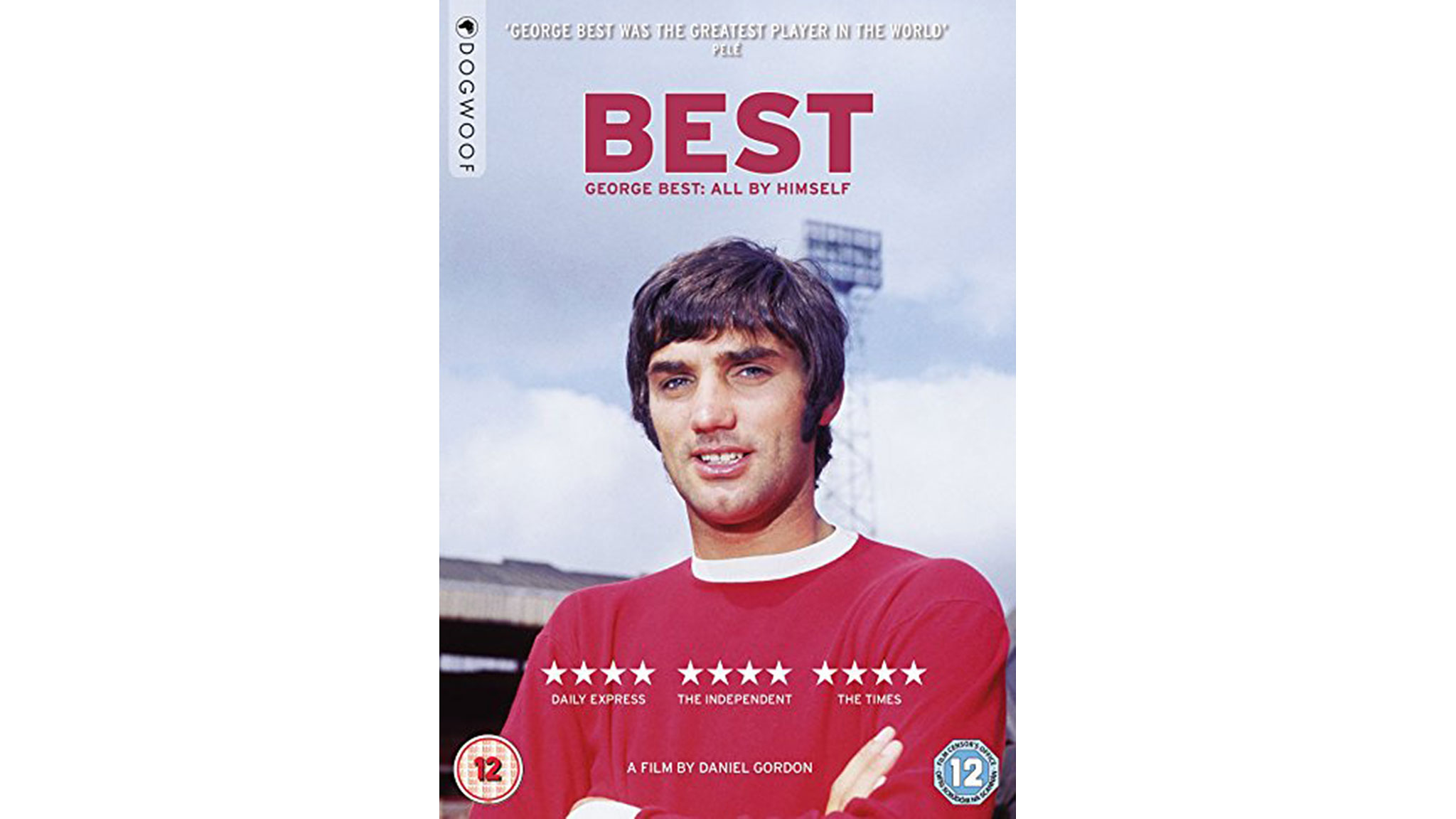 DVD George Best All By Himself — a familiar story