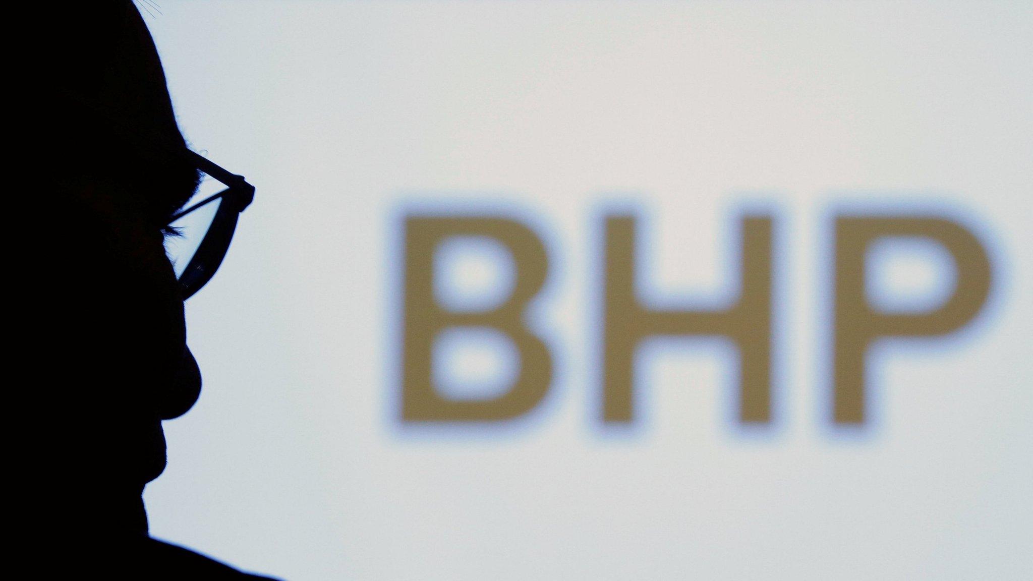 Quarter of BHP UK shareholders urge miner to suspend lobbying
