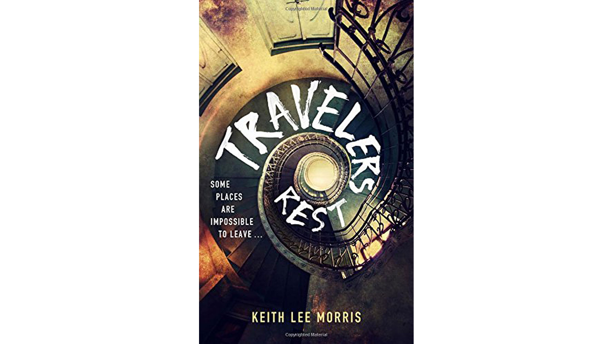 Travelers Rest', by Keith Lee Morris | Financial Times