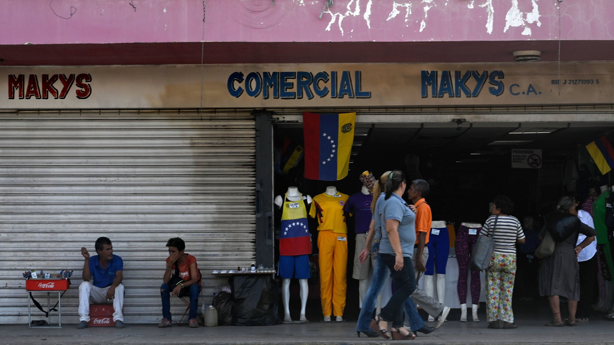 Maracaibo: portrait of a shattered Venezuelan city | Financial Times