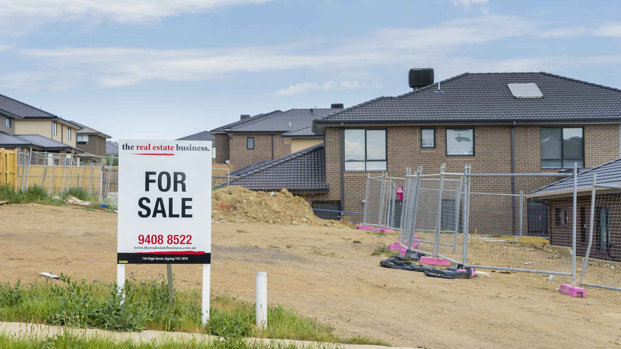 Australia's property boom ends as credit squeeze begins