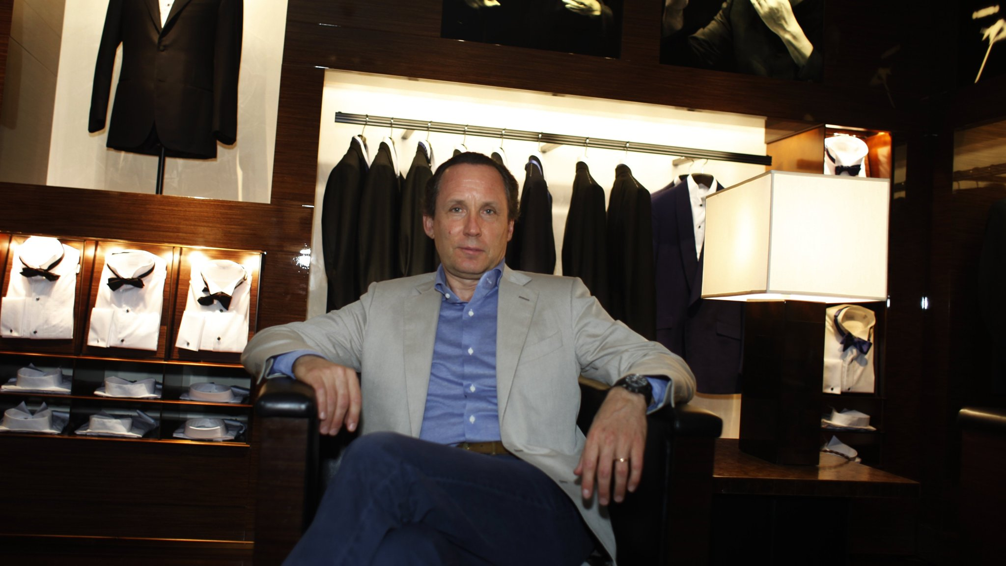 Italy's Ermenegildo Zegna buys US label Thom Browne
