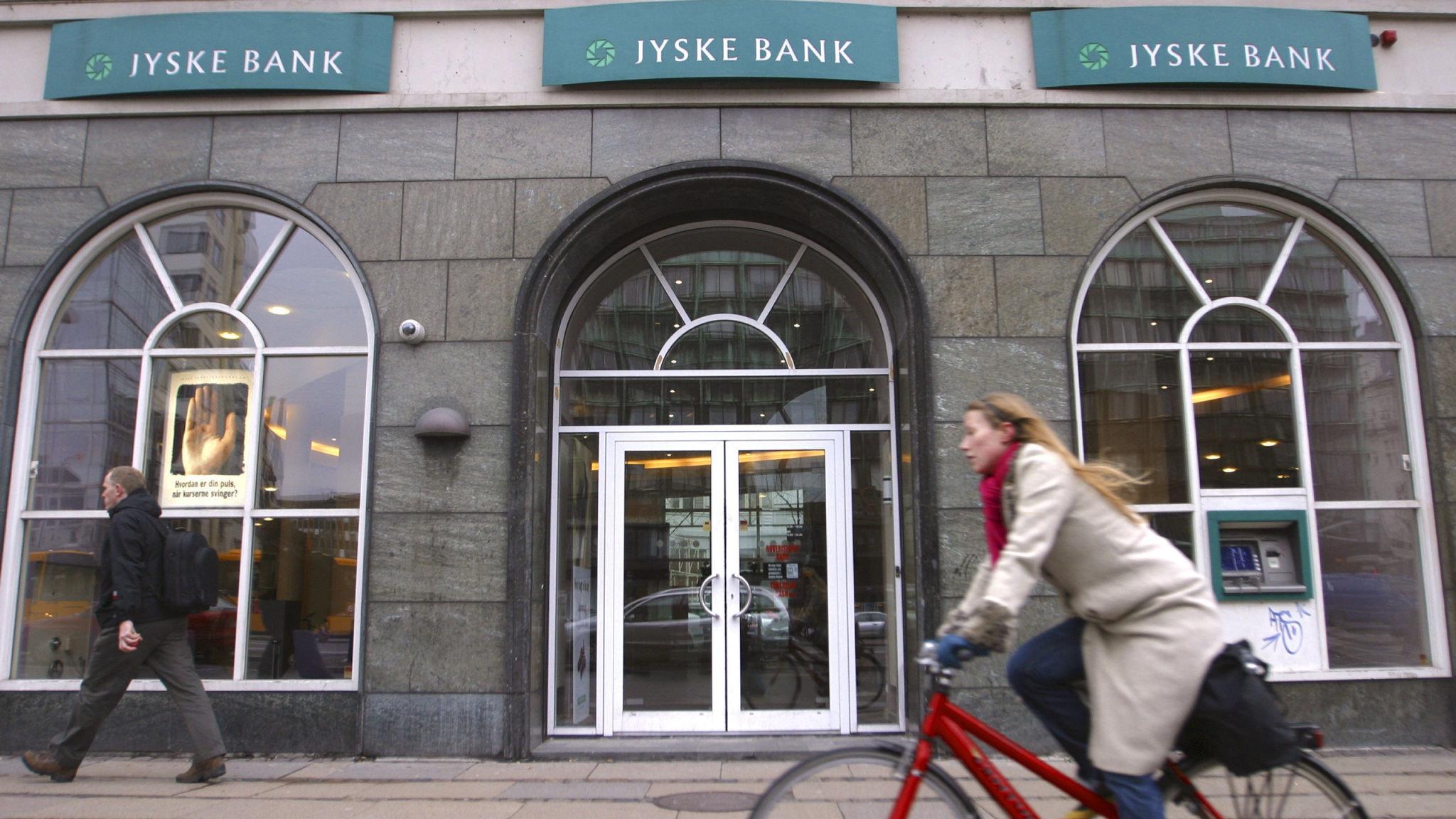 jyske bank denmark