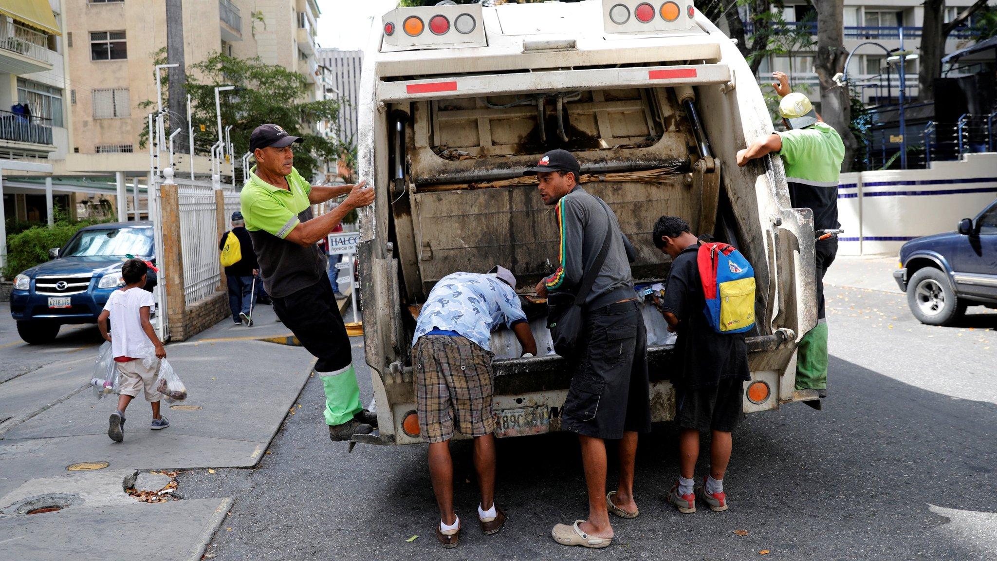Fears grow of Venezuela malnutrition time-bomb | Financial Times