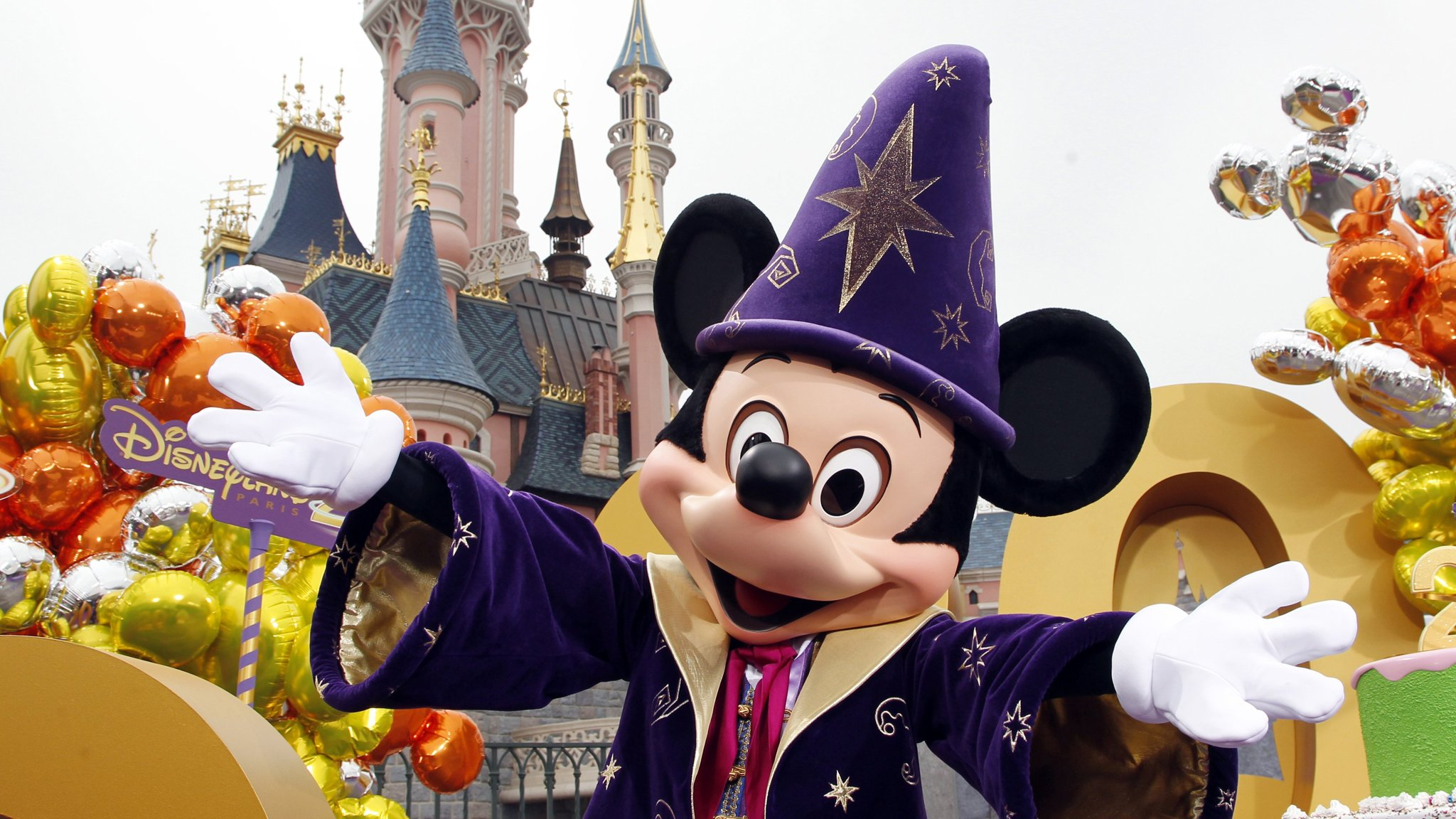High Ho! Disneyland Paris faces Brussels pricing probe