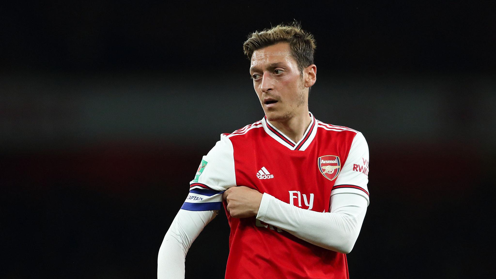 Mesut Özil and the death of the maverick