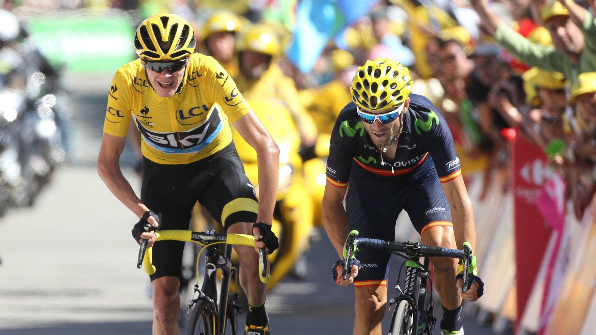 Tour De France Räder
