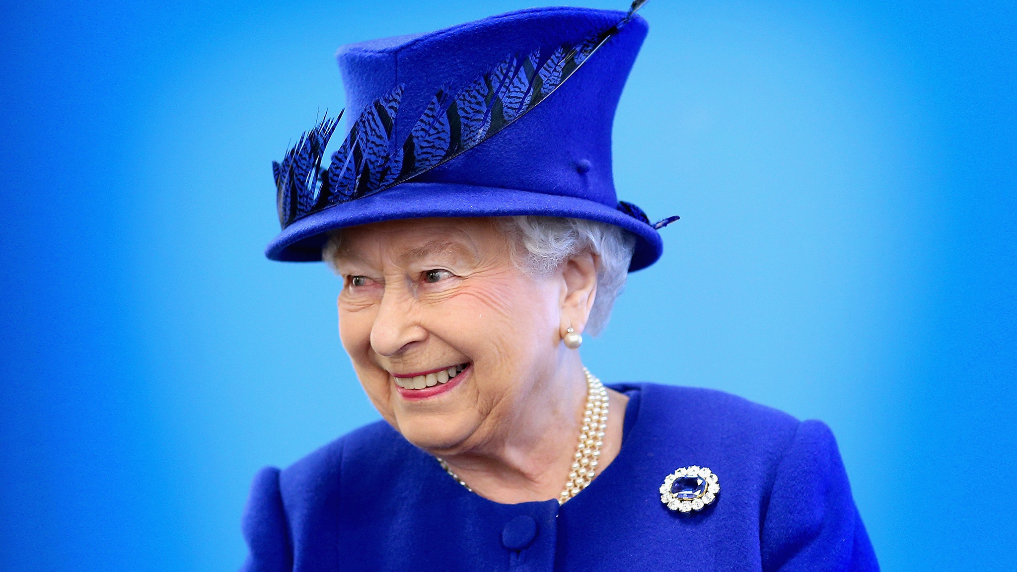 A hundred years of Windsors but still the Queen is partly
