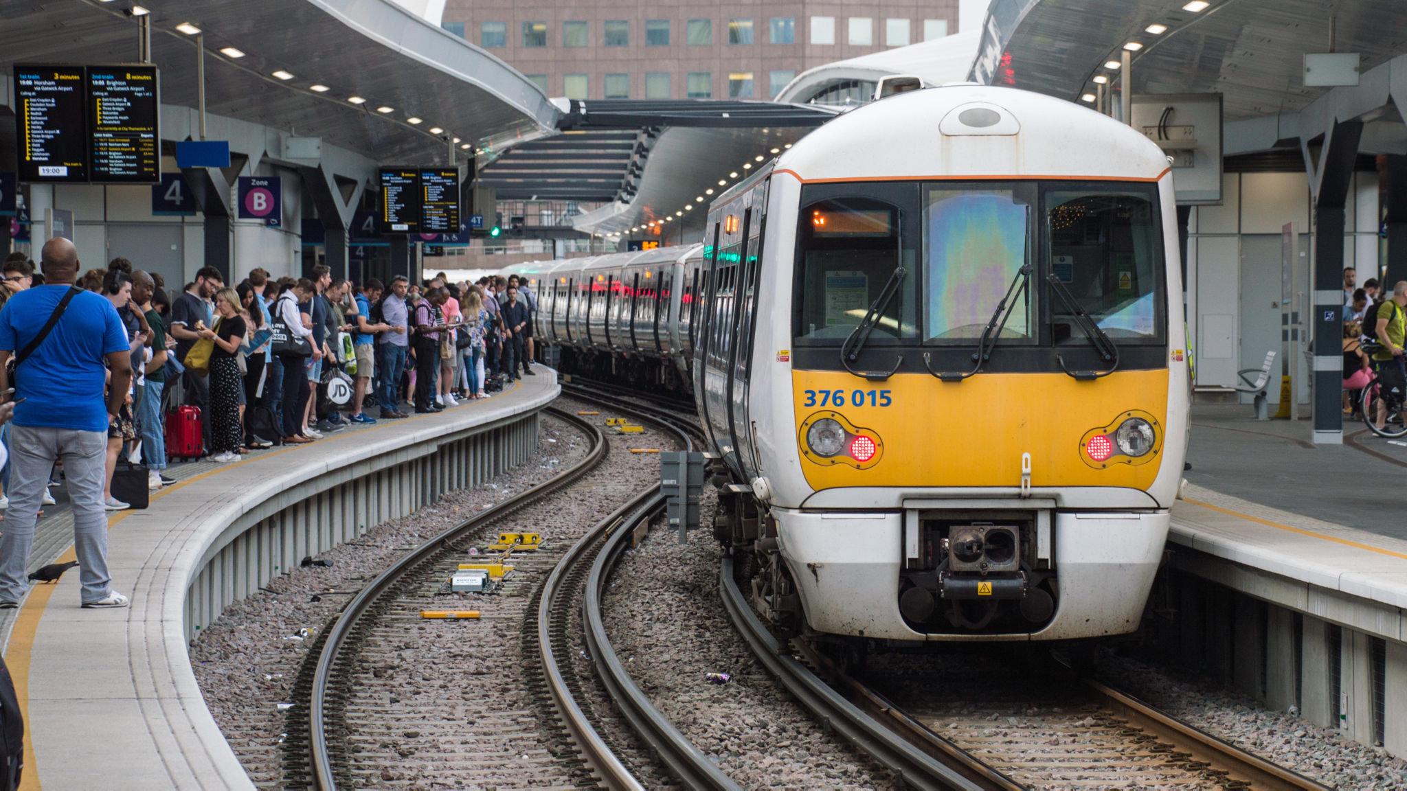 UK scraps south-east rail franchise competition | Financial Times