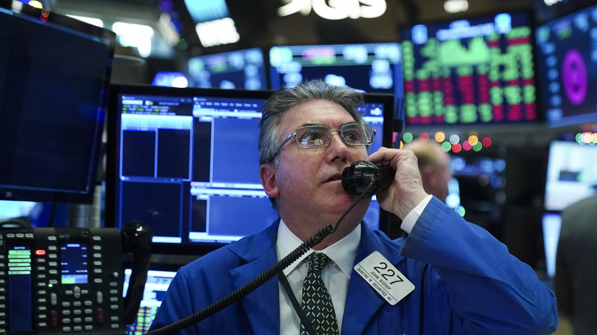 Trading venues buzzing on strong start to year