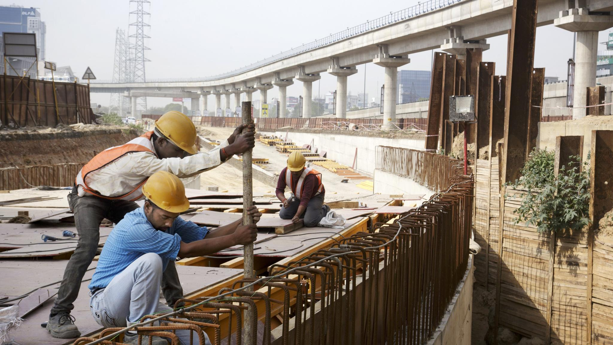india struggles to build up infrastructure dream   financial times
