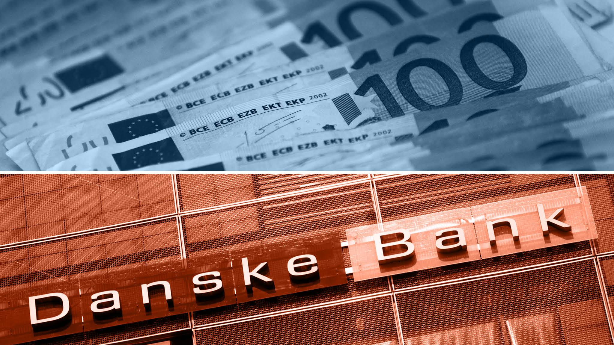 Картинки по запросу scandal deutsche bank danske bank