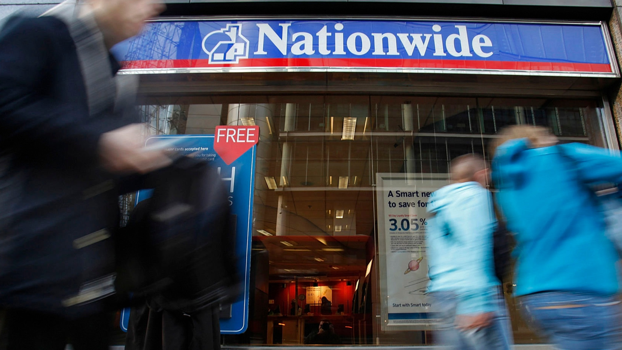 Nationwide Customer Service >> Nationwide Scoops 50m Prize To Fund New Tech And Services