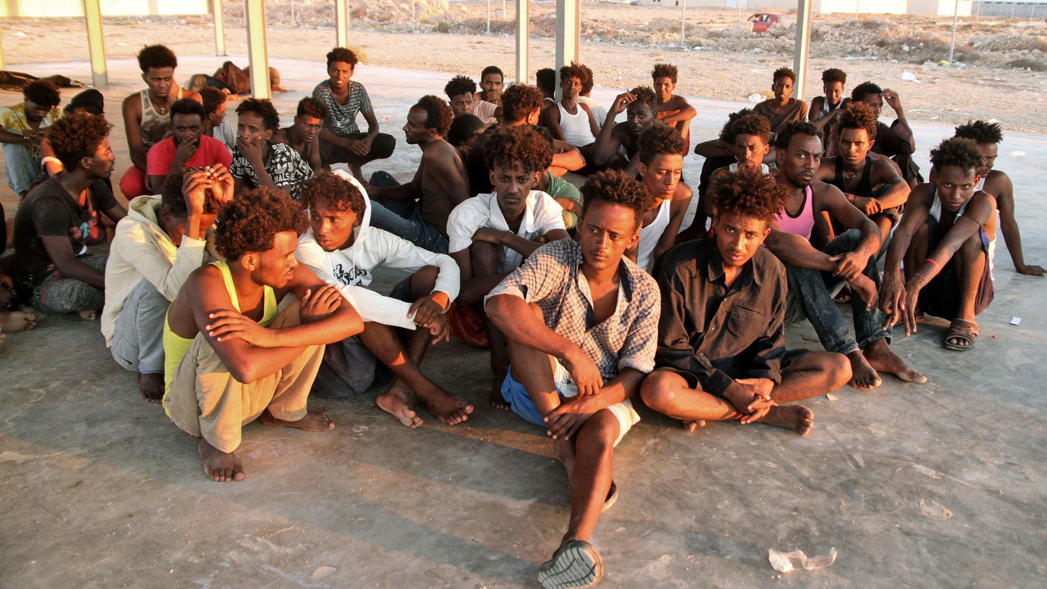 Hundreds of migrants to be evacuated from Libya to Rwanda